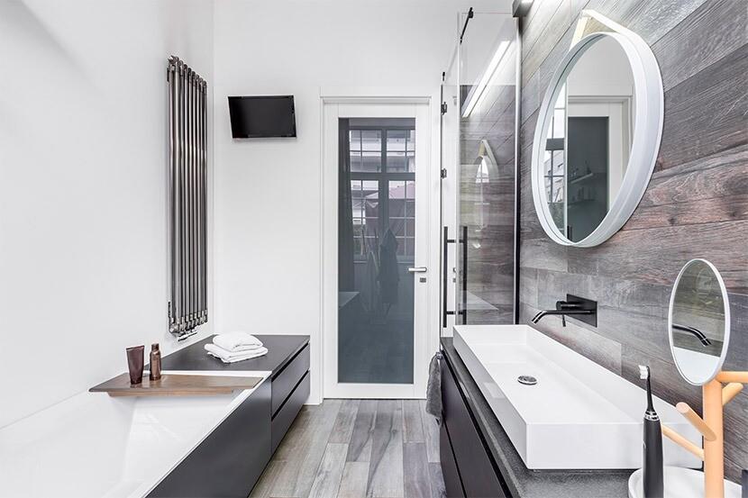 6 секретов для организации хранения в маленькой ванной