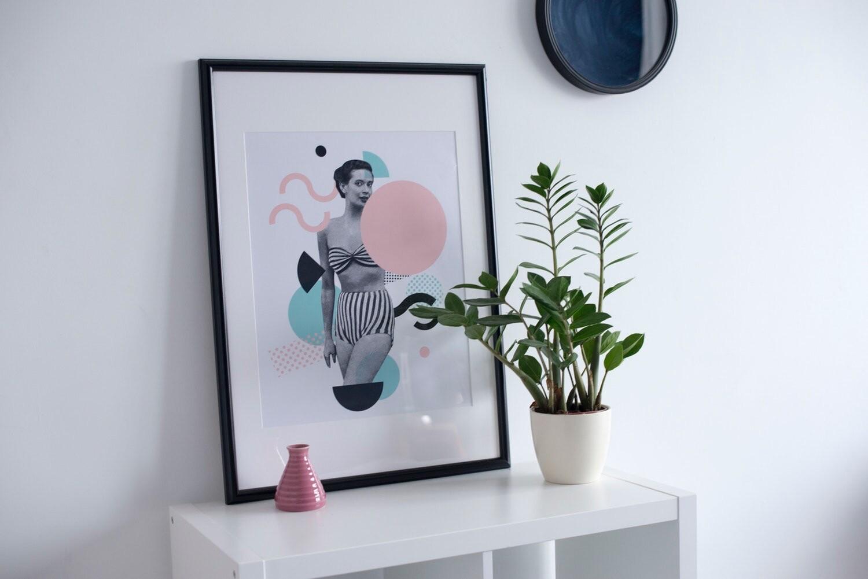 11 ярких картин и постеров до 500 рублей, которые добавят летнее настроение в интерьер