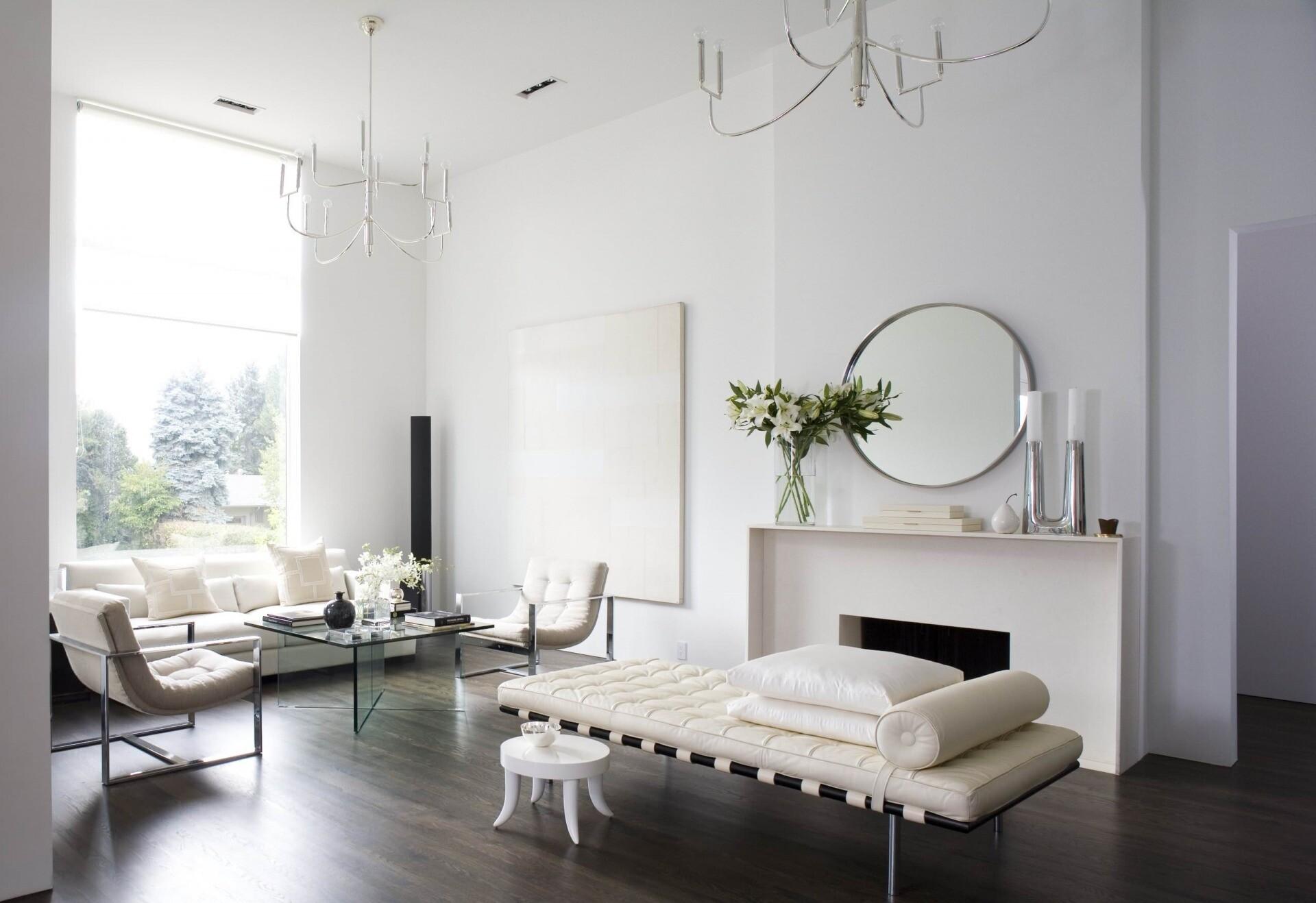 Меньше, да лучше: 8 впечатляющих вариантов декора в стиле минимализм