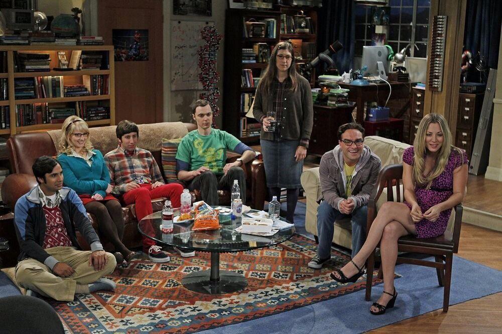 Тест: В интерьере какого сериала вы могли бы жить?