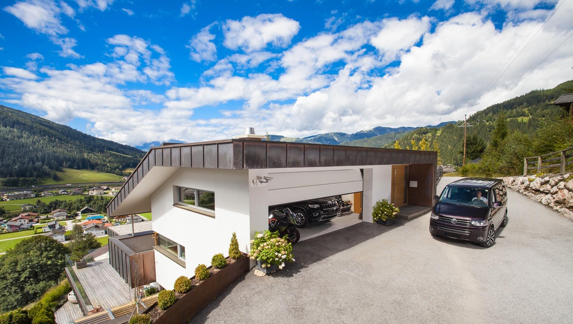 Комфорт, безопасность и стиль: обустраиваем идеальный гараж