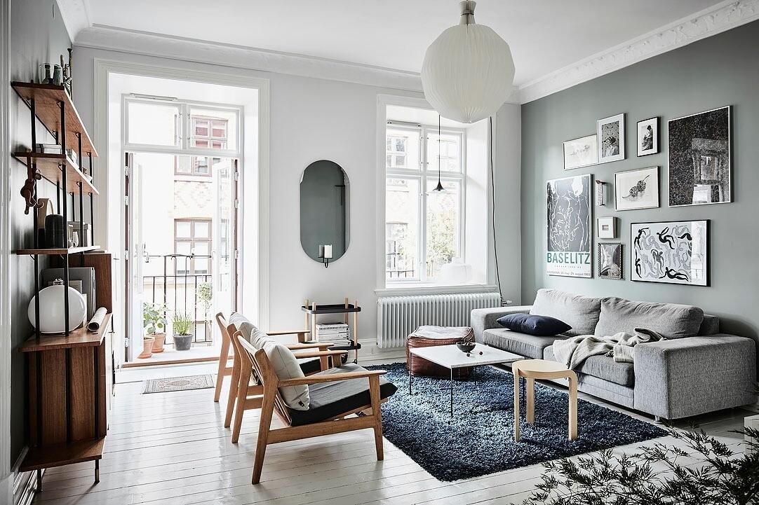 10 неочевидных способов сделать маленькую комнату больше