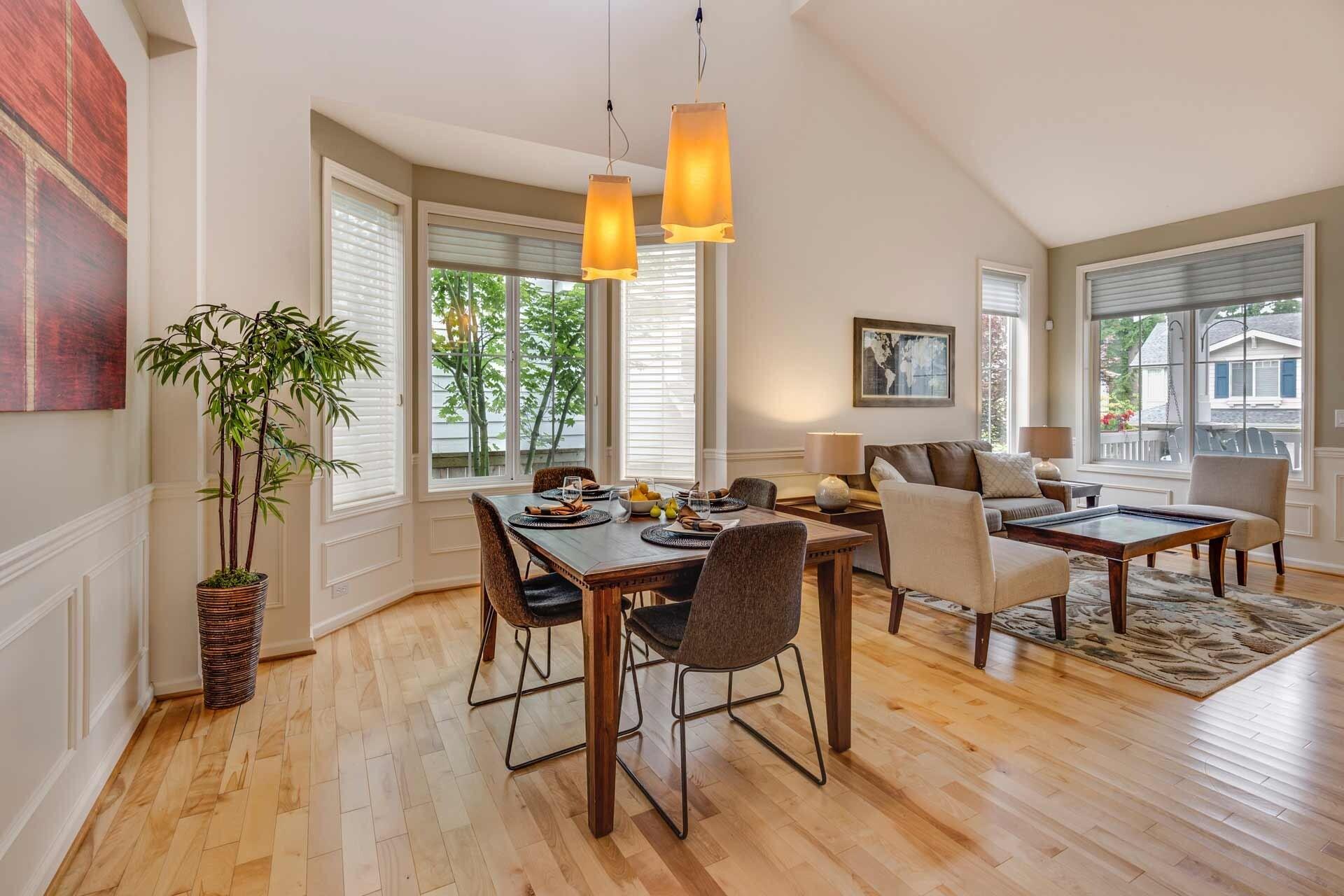 Как создать в доме комфортный микроклимат с помощью отделочных материалов