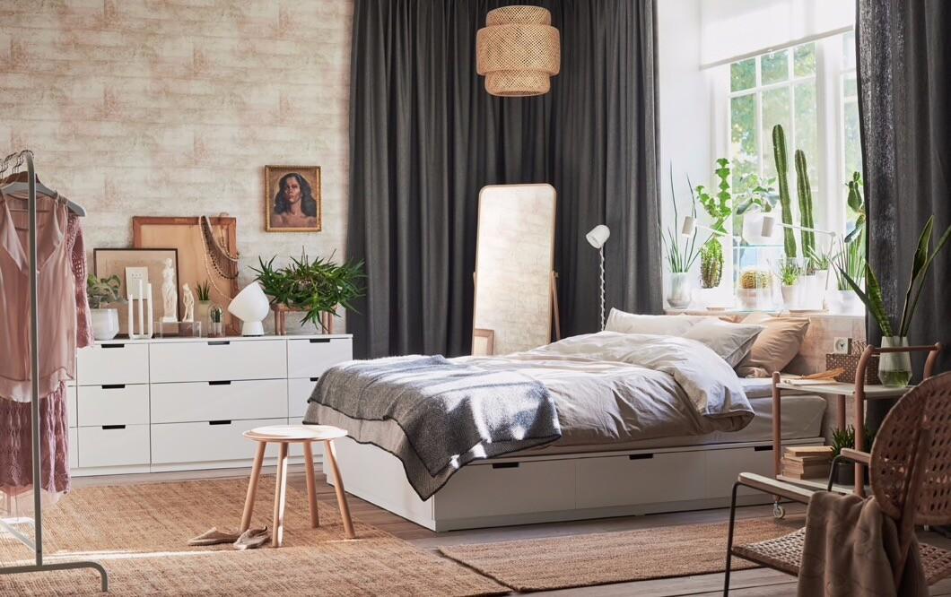 Тест: Какая вещь из ИКЕА нужна вашей спальне?