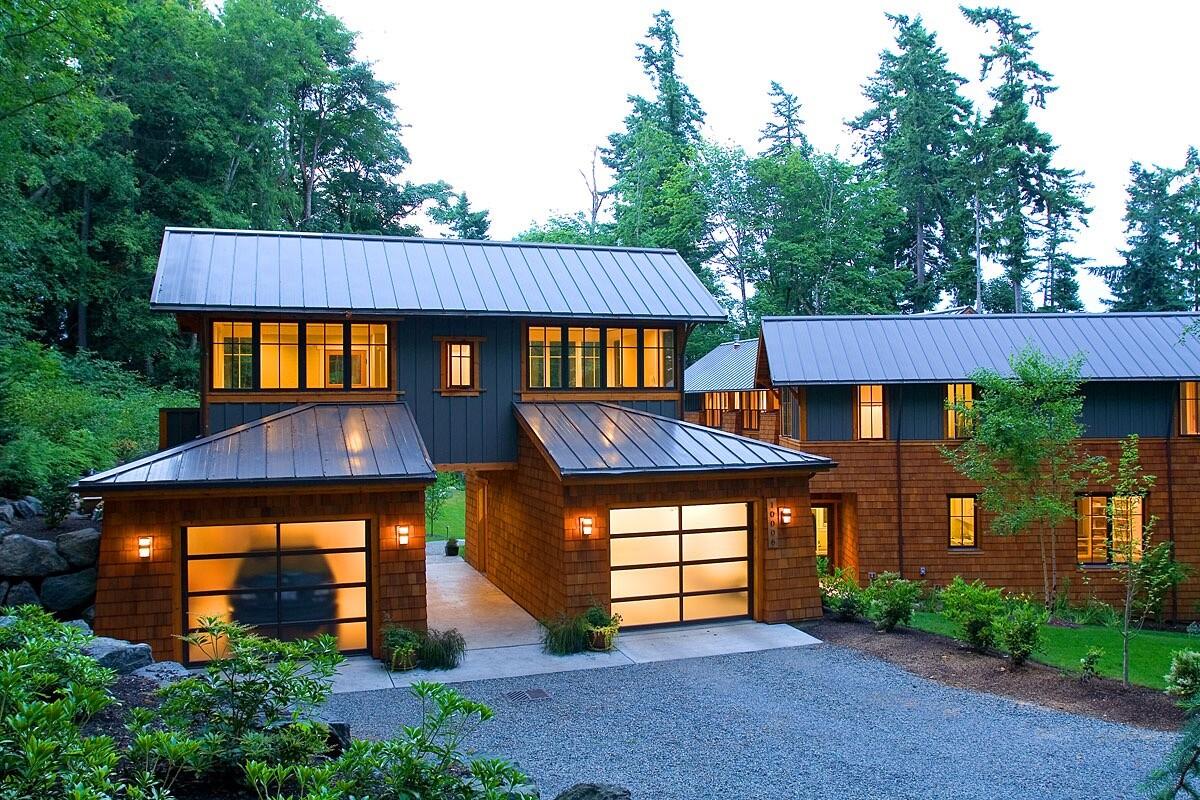 5 доминирующих трендов в современном домостроении