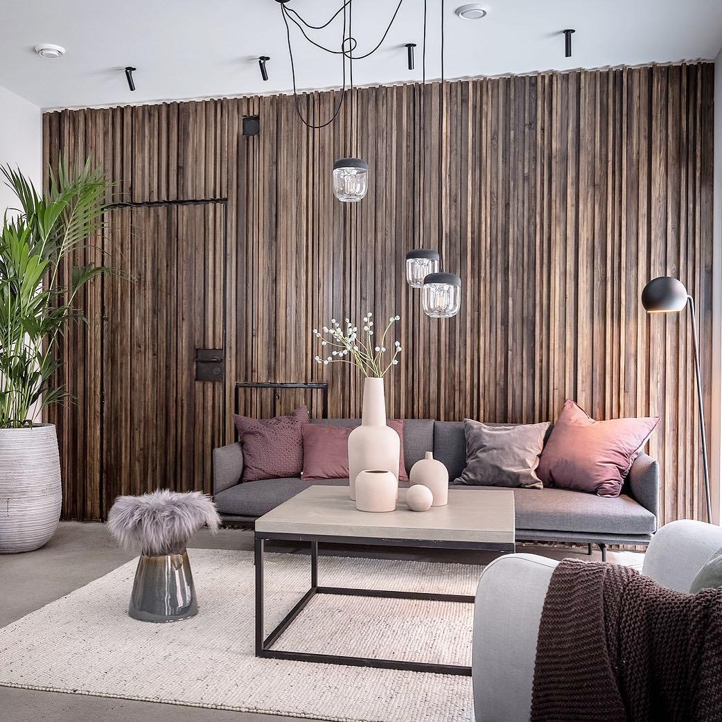 Эко-стиль в городской квартире