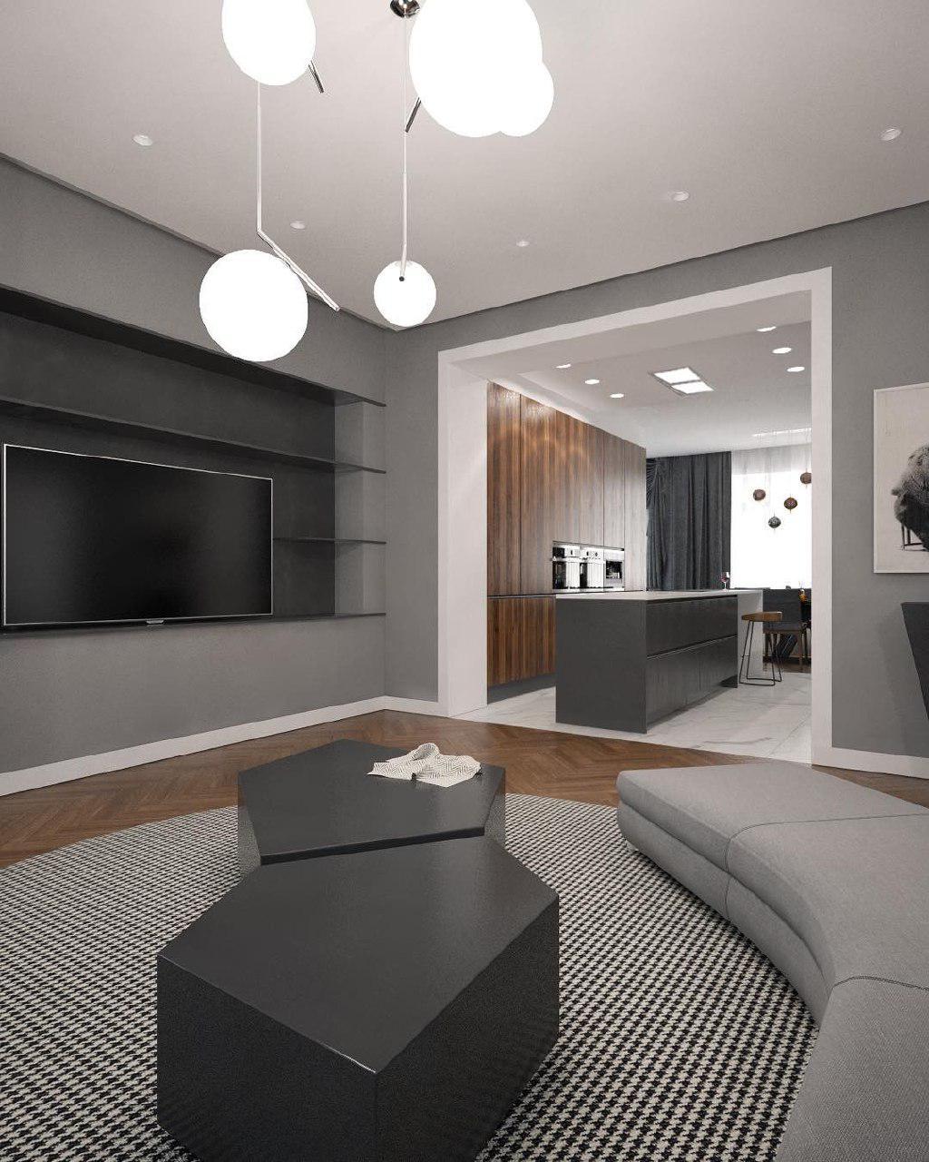 Стиль хай-тек в квартире