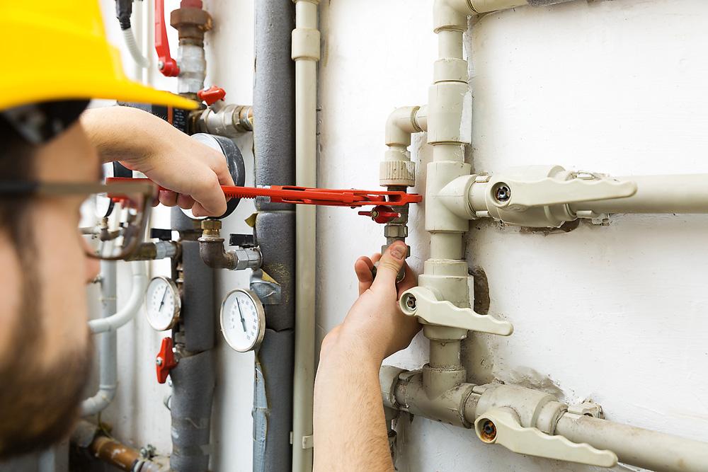 График замены газовых труб в москве