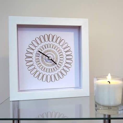 дизайн бумажный циферблат для часов своими руками фото