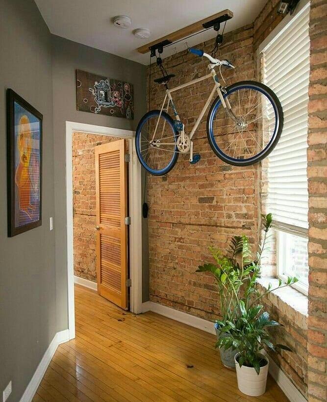 велосипеды в доме технике