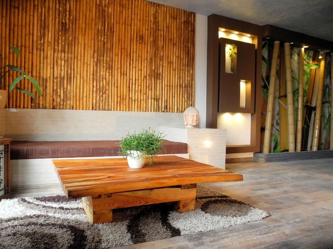 дед обои бамбук в интерьере фото рассказал