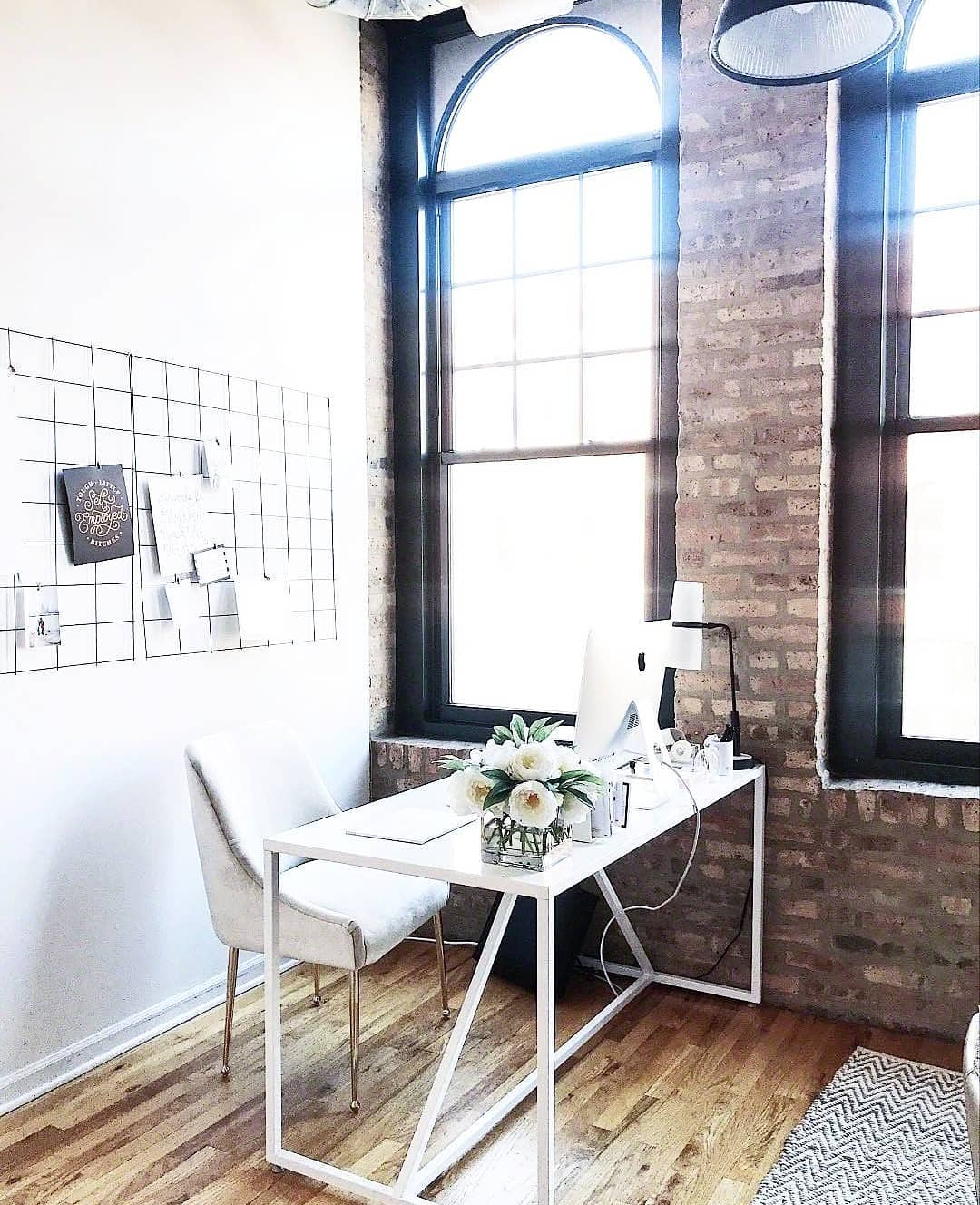 Организация рабочего места в квартире: фото