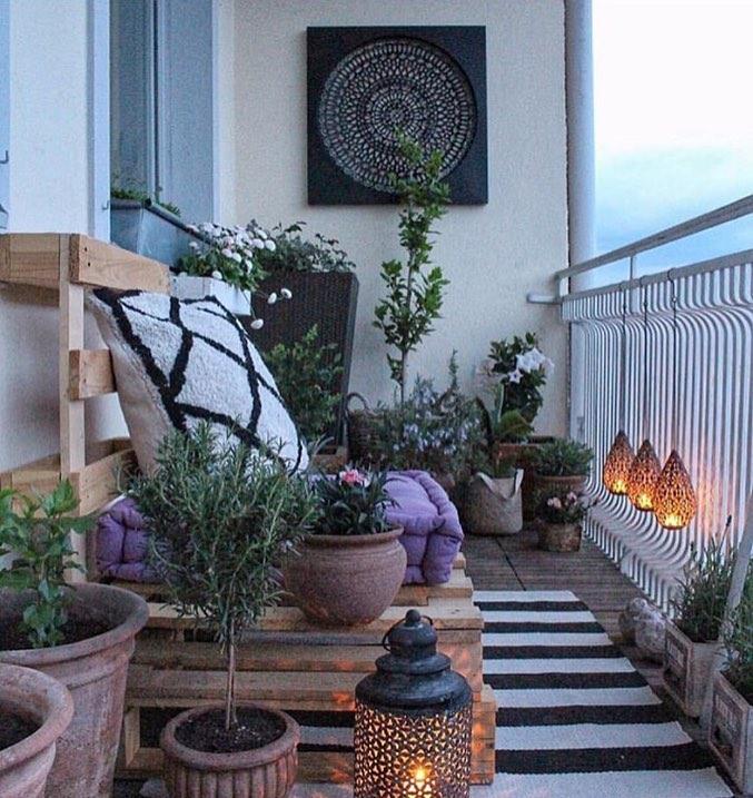 Оранжерея на балконе фото