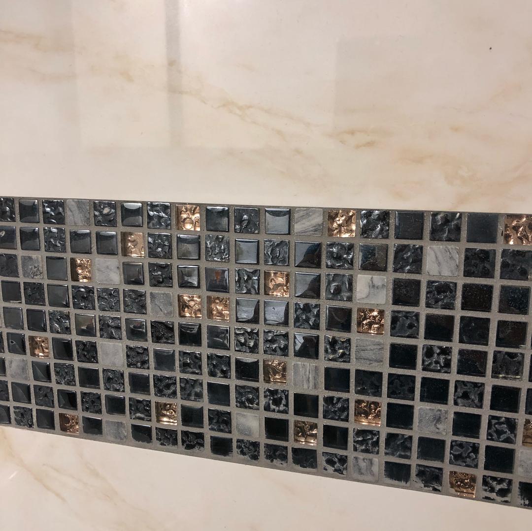 Мозаика в кухне фото