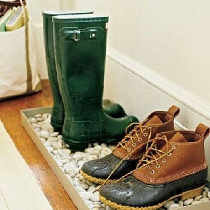 Лоток для хранения грязной обуви фото