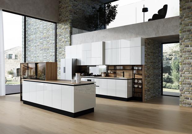 кухня со вкусом модные тенденции в дизайне кухонной мебели