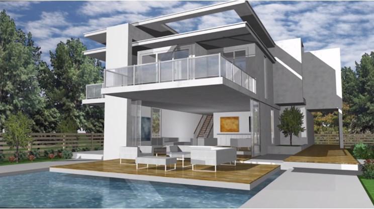 Работа в программе Home and Landscape Design