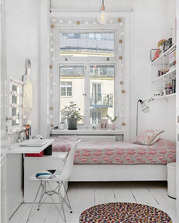 10 крошечных но невероятно уютных спален