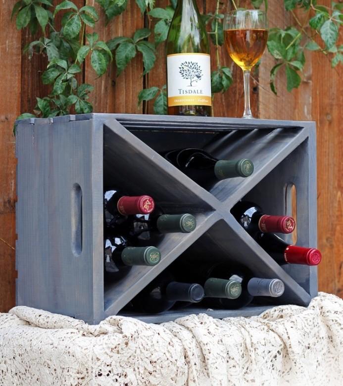 Ящик для вина фото