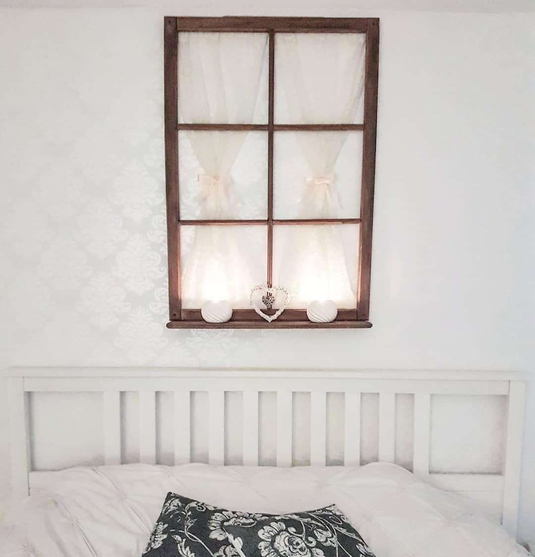 Что можно сделать из старого окна или рамы: фото, идея, декор