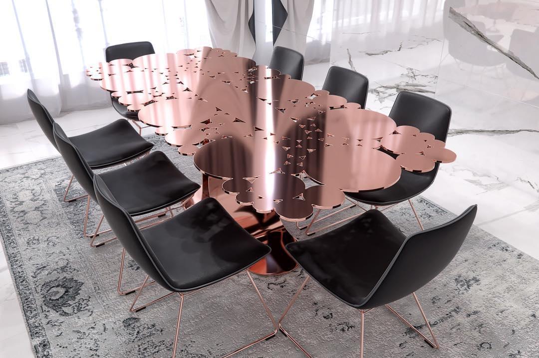 Стол ― сочетание окружностей