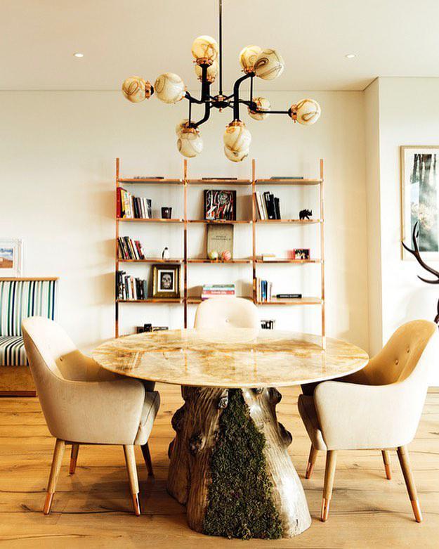 Стильный дизайнерский стол