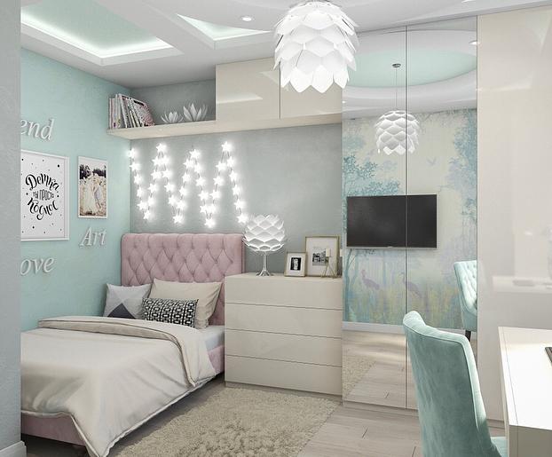 выбираем стиль для комнаты подростка 9 лучших вариантов стильный