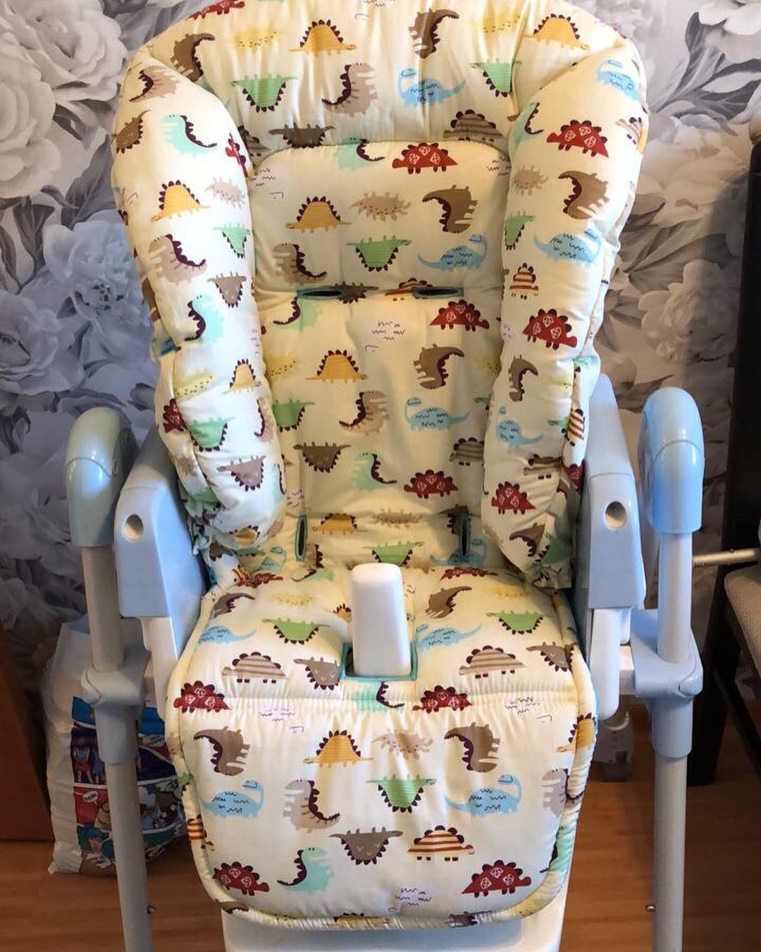 Чехол на стульчик