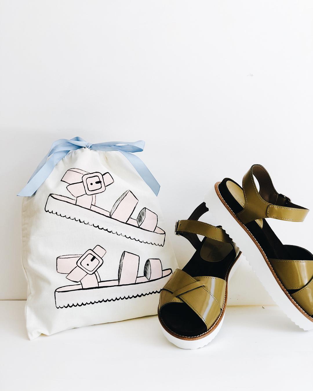 Подготовьте обувь фото