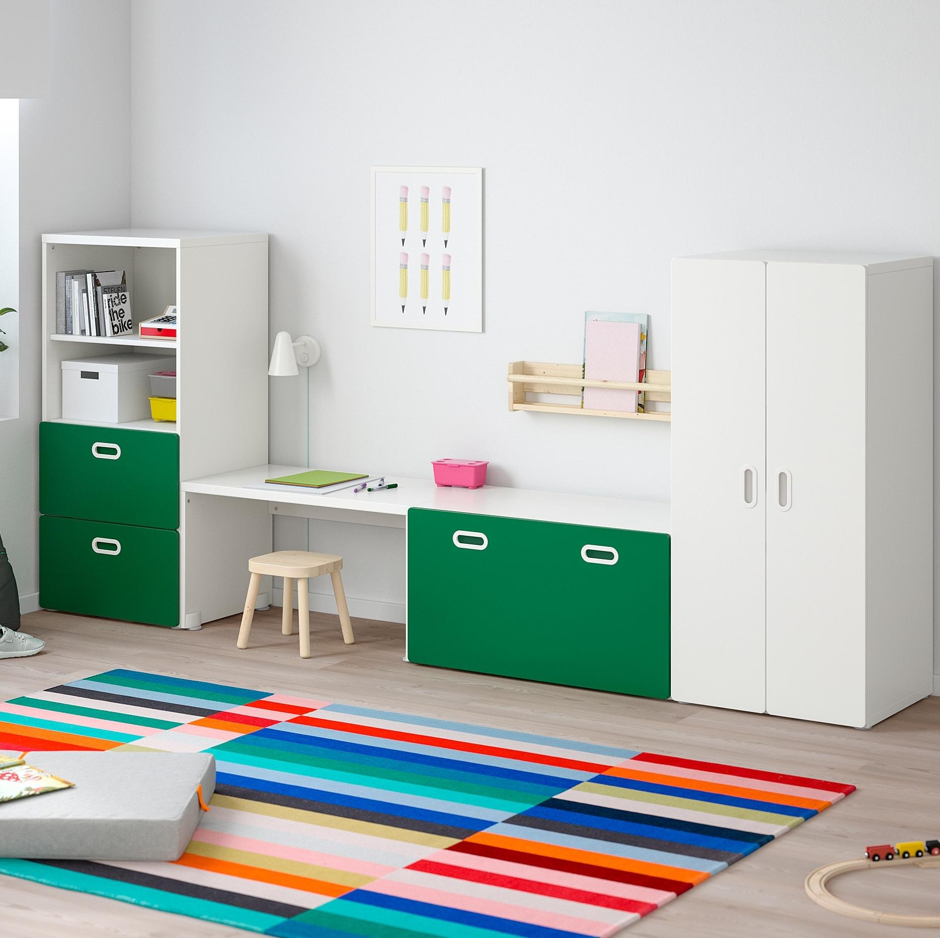 детские шкафы Ikea как выбрать идеальный и вписать его в интерьер