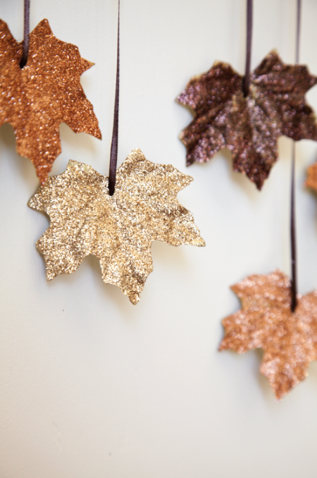 10 простых и красивых вариантов осеннего декора своими руками