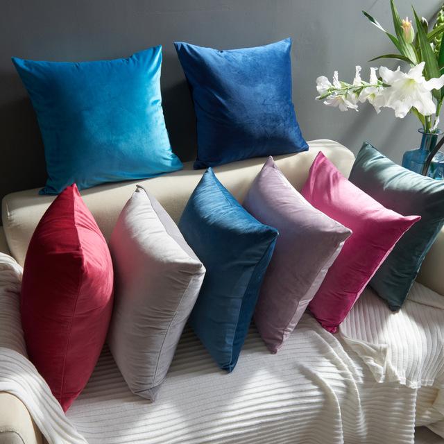 Чехлы на подушку