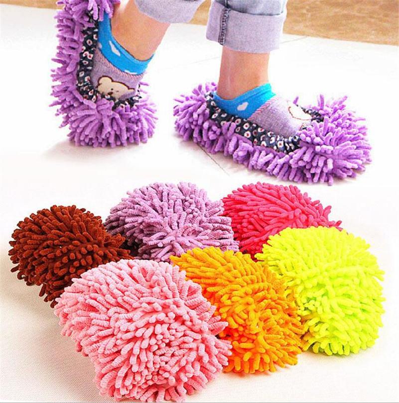 Тапочки для уборки